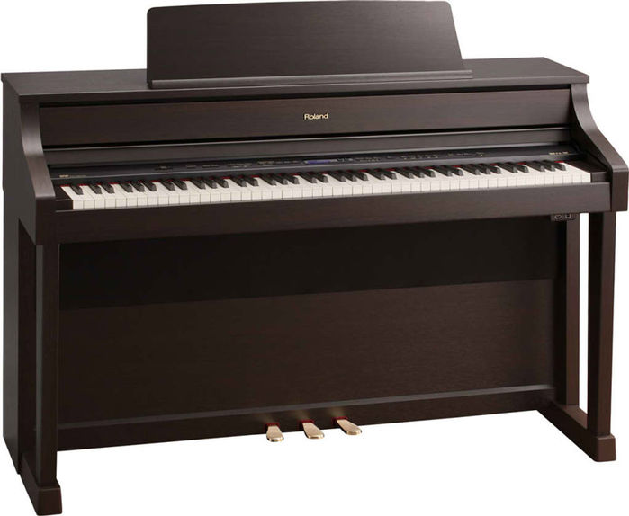 Roland HP-507 (Rosewood)