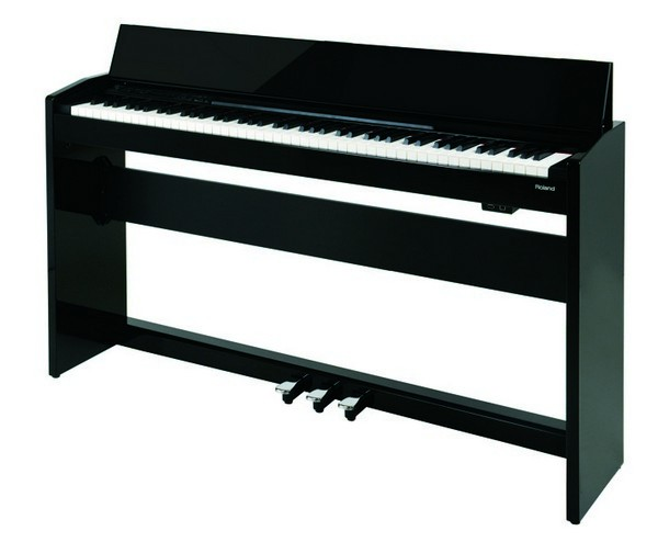 Roland F-120R (Polished Ebony)