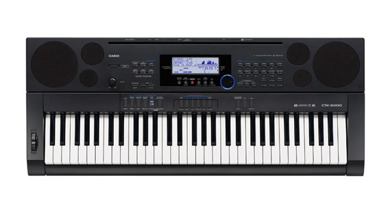 CASIO CTK 6000