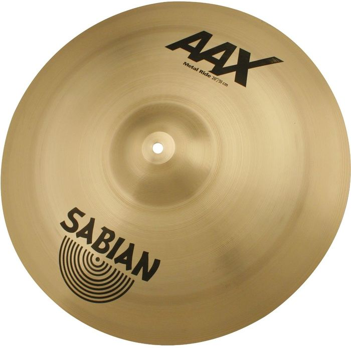 "Sabian 20"" AAX Metal Ride"