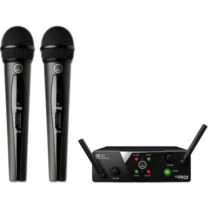 AKG WMS40 Mini2 Vocal Set US45A/ C