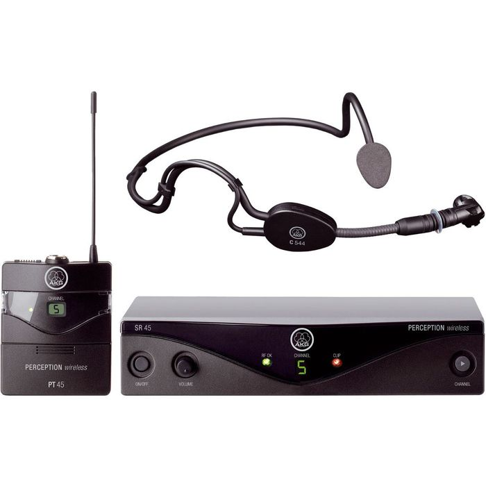 AKG Perception Wireless 45 Sports Set B1