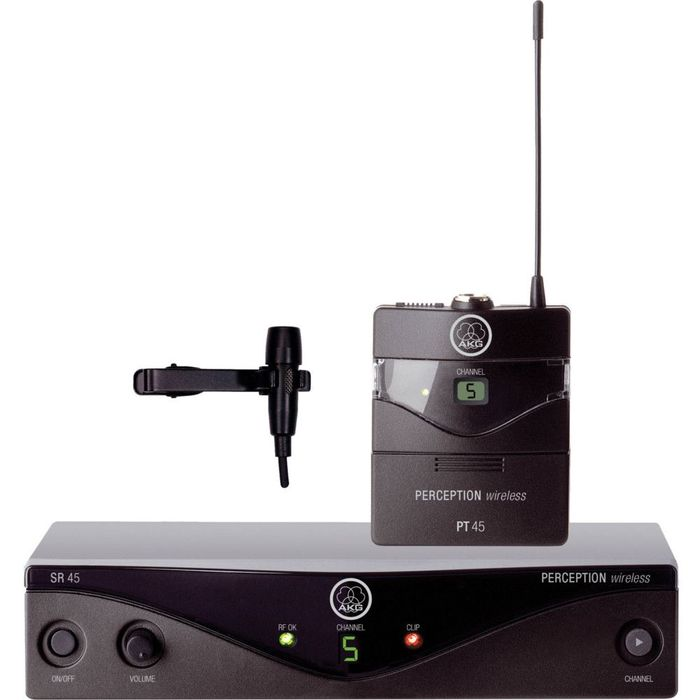 AKG Perception Wireless 45 Pres Set U2