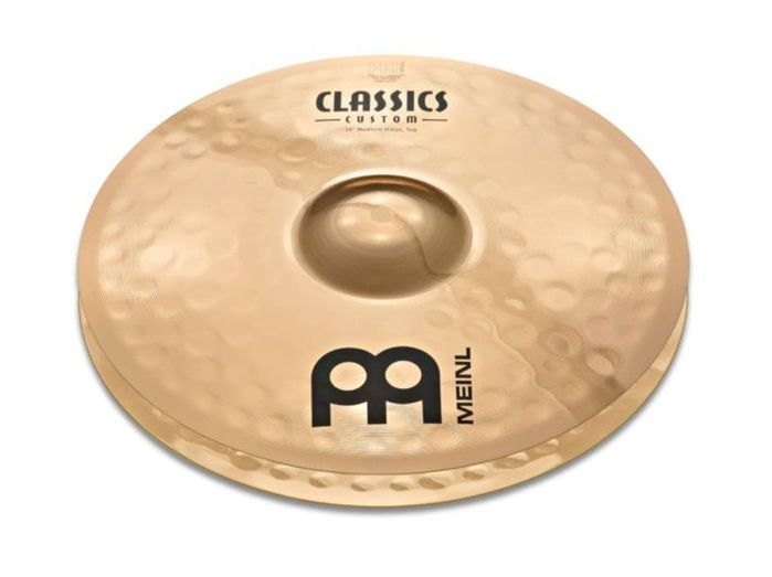 "Meinl 14"" Medium Hi-Hat Classics Custom"