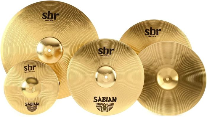 Sabian SBr Promotional Pack